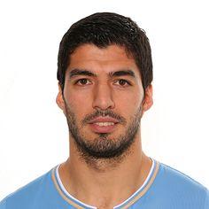 No podia faltar nuestro querido Luis Suarez en este tablero.