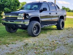 Lifted Avalanche, Chevy Avalanche, Offroad, Hot Rods, Dream Cars, Trucks, Nice, Ideas, Off Road