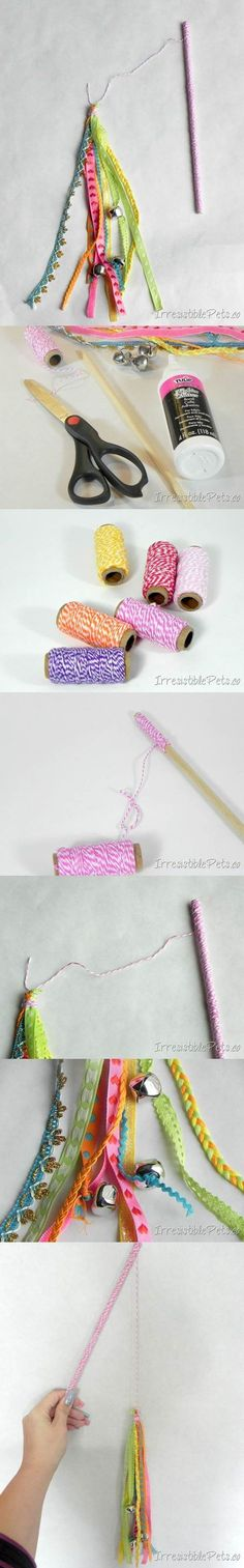 DIY Cat Wand 2
