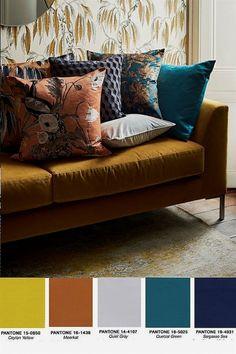 Nice Interior Design Colour Trends for Autumn-Winter 2018 | Create Perfect | Luxury Interior Design | London UK   The post  Interior Design Colour Trends for Autumn-Winter 2018 | Create Perfect | Luxury I…  appeared first on  Cazoz Diy Home Decor .