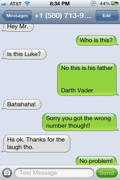 HAHAHAHAHAHAHA That Is Epic!!!!! Wrong Number, Nerd Humor, Text Messages, Laugh Out Loud, Funny Texts, Make Me Smile, I Laughed, Cool Pictures, Comedy