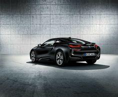 Un exclusivo BMW i8 Protonic Frozen Black Edition llega a México