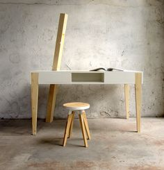 The well-lighted desk by Reverse