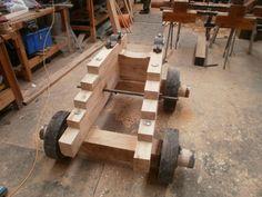 6pdr cannon carriage - Traditional Muzzleloading Forum - Muzzleloader Flintlock Black Powder