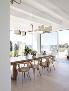 Gutting this Sydney beachside house back to structural columns and beams Madeleine Blanchfield ...