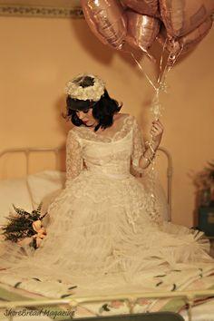 Wedding shoot at Atlantic Hotel in Berlin