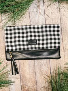 Just in time for the holidays. Shop our new fave accessories @ Miss Modern Boutique online & in store Online Boutiques, Winter Collection, Travel Bags, Heaven, Plaid, Handbags, Holidays, Purses, Store