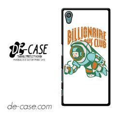 Billionare Boys Club DEAL-1823 Sony Phonecase Cover For Xperia Z5