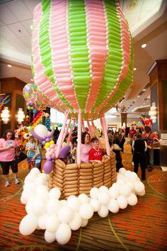 World Balloon Convention sculptures en ballon de baudruche 21 Les sculptures de ballons de la World Balloon Convention Sculpture photo i...