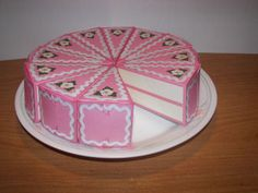Cake Boxes 1 - $8.99 : Delightful-Doodles Designs!, Baby graphis ,wedding graphics, and printables including bags, purses and boxes for crafters, scrapbookers, candy wrappers and creative folks.