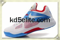 Nike Cheap KD 4 N7 Home Kevin Durant New Shoes