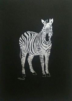 空想/幻想画「Streifen(W)」[Shizue] | ART-Meter
