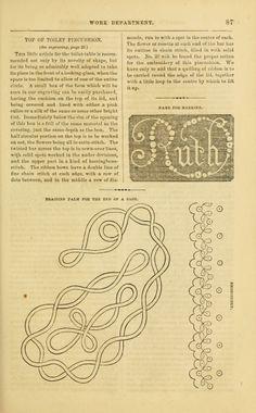 Godey's lady's book 1863 Jan -June; Jul - Dec