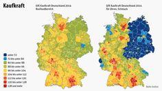 Bilderstrecke zu: Ost & West-Unterschiede nach Wiedervereinigung Deutschlands - Bild 1 von 4 - FAZ