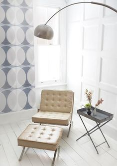 Lindsey Lang Design Introduces Graphic Tiles in interior design home furnishings Category Home Interior Design, Interior And Exterior, Interior Decorating, Nordic Interior, Home Living Room, Living Room Designs, Kitchen Sitting Areas, Terrazzo Tile, Tiles