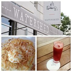 Watershed on Peachtree and Chef Joe Truex