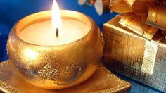 Imagenes para descargar y Wallpapers: Linda Vela navideña Fondo HD