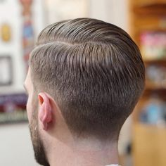 Mens hair in general — Styled with @officiallayrite cement #barber...