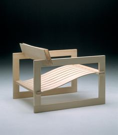 PP MØBLER / GALLERY / PROTOTYPES / EASY CHAIR