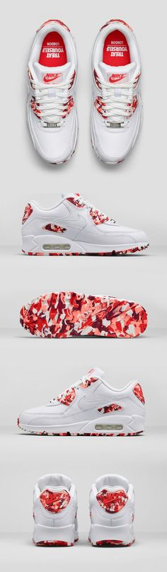 189fa82727 The Nike Air Max 90 City collection features shoes inspired by food and  beverage from New York