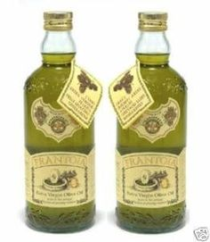 Frantoia Extra Virgin Olive Oil 2X1 Liter Italian Barbera >>> More infor at the link of image : at Cooking Ingredients.