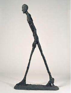 Giacometti - l'homme qui marche