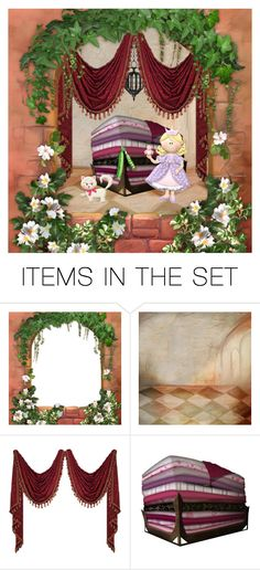 """""""The Princess and the Pea..."""" by maryv-1 ❤ liked on Polyvore featuring art"""