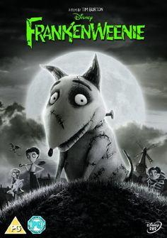 Frankenweenie [DVD]: Amazon.co.uk: Winona Ryder, Catherine O'Hara, Martin Short, Tim Burton: Film & TV