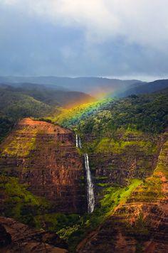 nationalparksusa: Waimea Canyon, Hawaii