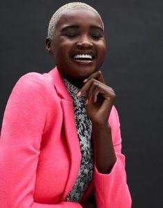 | fashion | Ataui Deng for Ellle FR by Simon Burstall. Simon, fotograaf geboren in Sydney, Australia, pakte voor het eerst de camera toen hij 14 was. In 2000 verhuisde hij naar New York.