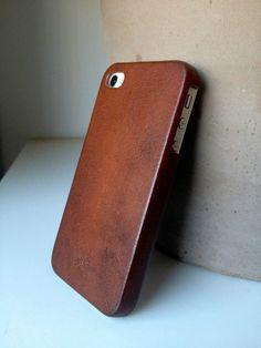 J Crew Leather IPhone Case