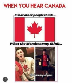 I think of him but I live in Canada! I feel lucky to live there Shawn too!