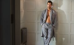 David Gandy puts us mere mortals to shame once again with his M&S underwear ads - GQ.co.uk