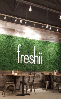 Each restaurant has a brand.Great, powerful, and effective restaurant branding is all about marrying your marketing with your operations. Restaurant Branding, Deco Restaurant, Restaurant Lighting, Restaurant Concept, Restaurant Names, Restaurant Marketing, Restaurant Ideas, Coffee Shop Design, Cafe Design