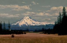 catonhottinroof:  WILLIAM BRADFORD (American, 1823-1892)View from Mount Shasta