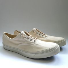 Vintage white sneakers (circa 1962) / by Converse