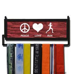 Peace Love RUN!