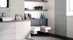 Supergres Dress Up / satin surface / White-body wall tiles