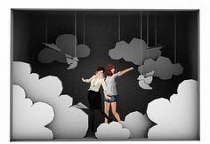 fly away, pinned by Ton van der Veer
