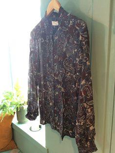 Smuk Rosemunde skjorte. Shirt. Rosemunde 2016. Mode2016.