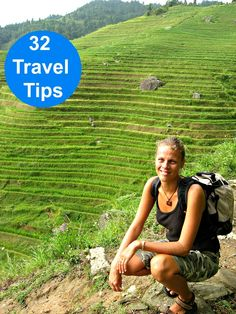 32 Travel Tips: http://www.ytravelblog.com/32-travel-tips-for-a-cheaper-and-deeper-travelling-experience/