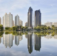 Gallery of Chaoyang Park Plaza / MAD Architects - 5