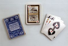 Playing cards - National Maritime Museum