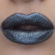 Cold Hearted- a gunmetal color from NYX