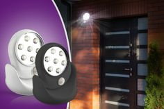 Motion Activated LED Light - Choose 1, 2 or 4!