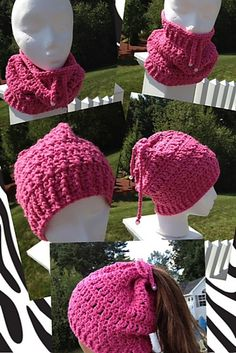 Ravelry: Adaptable Hat pattern by Khy's Closet