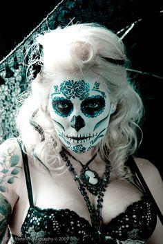 Make-Up Pics: Halloween Make-Up Ideas