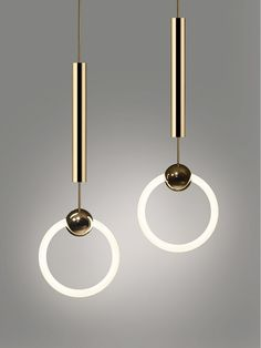 WAN INTERIORS PRODUCTS:: Ring Light by Lee Broom