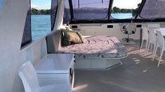 A holiday of a lifetime. A true experience you'll never forget. Sail in style on the Tweed River