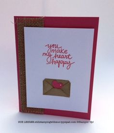 Lovely Amazing You Stamp Set from Stampin' Up!
